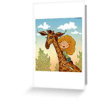 Milli + Lotte Greeting Card