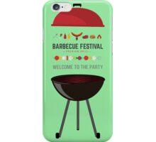 Barbecue iPhone Case/Skin