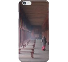 Indian woman iPhone Case/Skin