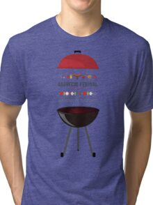 Barbecue Tri-blend T-Shirt