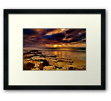 """Morningtide Mood"" Framed Print"