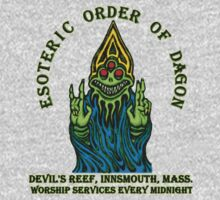 Esoteric Order of Dagon  One Piece - Short Sleeve