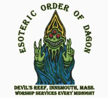 Esoteric Order of Dagon  Kids Tee