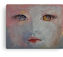 Baby Doll Canvas Print
