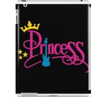 Rocking Princess iPad Case/Skin