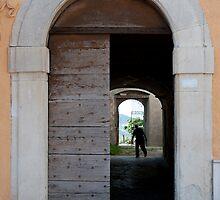 Doorways, Abruzzo by Jesse Taylor