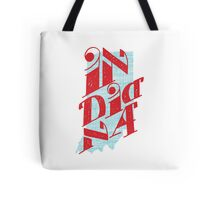 United Shapes of America - Indiana Tote Bag