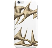 Crown of thorns neutral iPhone Case/Skin