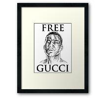 FREE GUWOP Framed Print