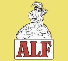 ALF One Piece - Short Sleeve