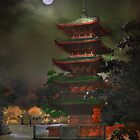 Kinryzuan Temple by andy551