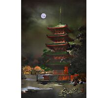 Kinryzuan Temple Photographic Print