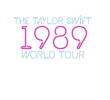 Taylor Swift's 1989 World Tour by 5Mins2Midnight