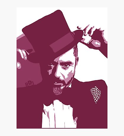 Mr. Robert Downey Jr. Photographic Print