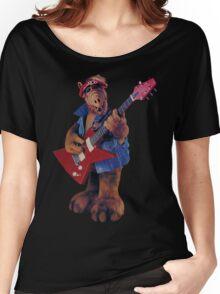 ALF YEAH Women's Relaxed Fit T-Shirt