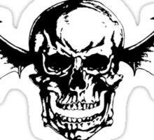 Classic Deathbat Sticker