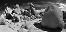Joshua Tree Boulders by Zane Paxton