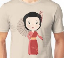 Chinese woman Unisex T-Shirt