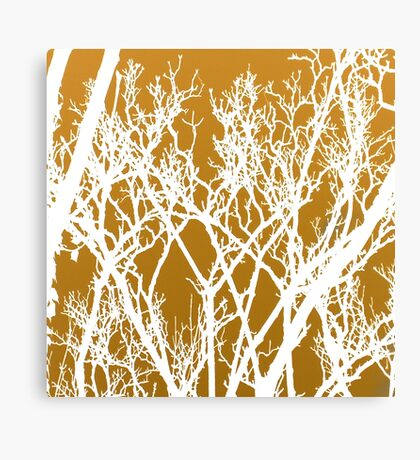 wriggly tree fingers  Canvas Print
