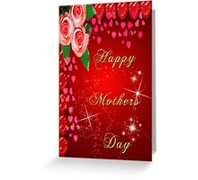 Happy Mother's Day # 1 Greeting Card