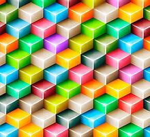 Colorful polygons by MrNicekat