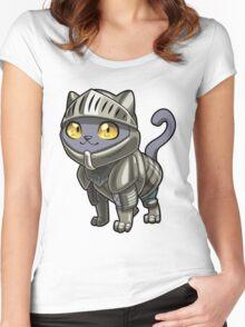Jasper the Valiant Women's Fitted Scoop T-Shirt