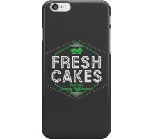 Fresh Cakes - That's The Donny Difference! iPhone Case/Skin