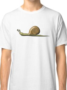 Snail Classic T-Shirt