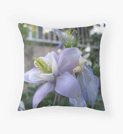 Bringing Peace Throw Pillow