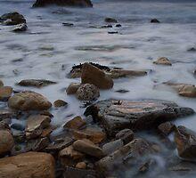 Marsden Sunrise by Carl Mickleburgh
