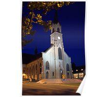 St. Mary Catholic church-2 Poster