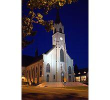 St. Mary Catholic church-2 Photographic Print