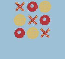 Breakfast TicTacToe Unisex T-Shirt