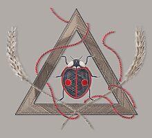 LadyBug Triangle - Essence by Sunflow