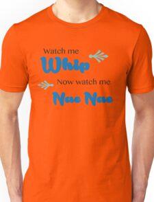 Watch Me (Whip/Nae Nae) Lyrics Highlight Unisex T-Shirt