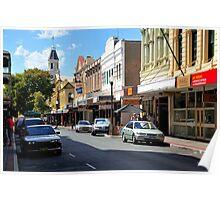 Fremantle High St #9. Poster