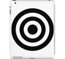Bull's_Eye iPad Case/Skin
