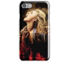Drag Me to Hell textless iPhone Case/Skin