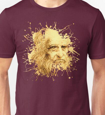 Da Vinci Splat Unisex T-Shirt