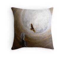 The Dreamthief Throw Pillow