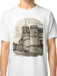Street in Oxford, England Classic T-Shirt