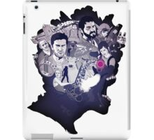 Naughty Dog celibrates 30 years iPad Case/Skin
