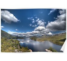 Lake Plimsoll, Tasmania Poster