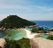 Koh Tao by aaronsmith