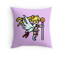 Sailormoon - 8 bit Throw Pillow