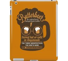 Foaming Tankard iPad Case/Skin
