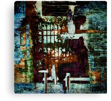 Gated Canvas Print