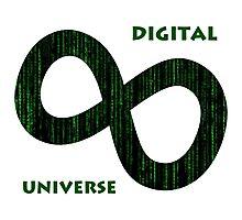 Digital Universe Photographic Print