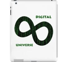 Digital Universe iPad Case/Skin