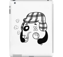 Detective Pandy iPad Case/Skin